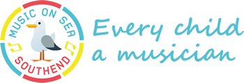 Header logo on the left